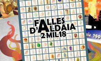 Aldaia inicia el concurso para escoger los carteles de las Fallas 2020