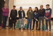 """Ángel Cano guanya el primer premi del concurs """"Passeig literari per la Vila"""" d'Ontinyent"""