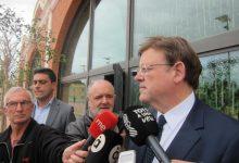 """Puig dice que el Corredor Mediterráneo todavía está """"muy lejos"""" de la operatividad necesaria"""