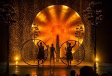 Cirque du Soleil portarà a València la seua fusió de llum i pluja 'Luzia'