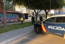 Detenido tras una persecución por València un hombre que había robado un coche de un depósito municipal