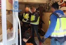 Seis detenidos en Orihuela por robos y trafico de drogas