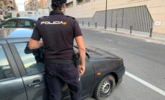 Detingut per amenaçar a treballadors de la seu d'un partit al qual va anar a exigir ajuda econòmica