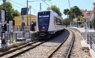 Los usuarios de Metrovalencia valoran con un notable los servicios de FGV