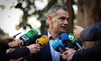 """Cantó denúncia que Puig """"mai ha volgut constitucionalisme"""" i """"prefereix nacionalisme i populisme d'esquerres"""""""