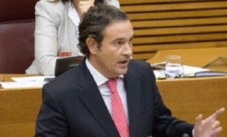 """El PP demana que Pérez Garijo explique en Les Corts les subvencions a la Fundació CEPS perquè """"alguna cosa fa olor de socarrim"""""""