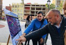 Prop d'un centenar d'habitatges públics es construiran al Cabanyal