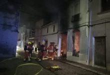 Els bombers demana extremar les precaucions per a evitar incendis en habitatges per Nadal