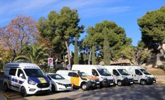 La Policia Local de Torrent incorpora una nova furgoneta d'atestats amb desfibril·lador