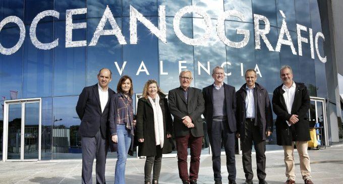 Ribó presenta 'València, Ciudad Libre de Residuos Plásticos'