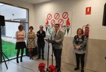 Sueca es converteix en referent en l'atenció a persones amb discapacitat