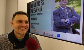 El televisiu Javier Urra visitarà Ontinyent per parlar de les addiccions al joc