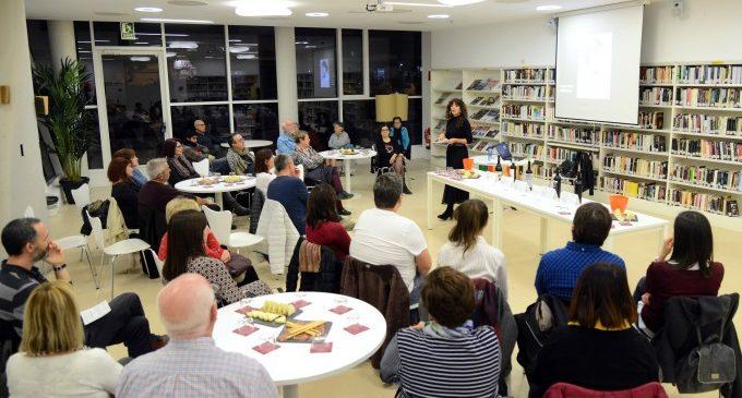 La Biblioteca de Paiporta estrena proposta cultural amb un nou cicle de literatura