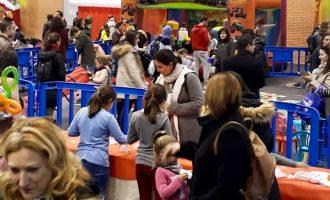 El Parc d'Oci Nadalenc de Catarroja se consolida en 2019