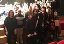 La Societat Musical l'Om de Picassent celebra Santa Cecília