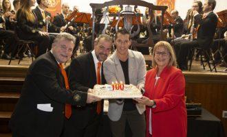 La Societat Artístico Musical Picassent celebra el seu centenari