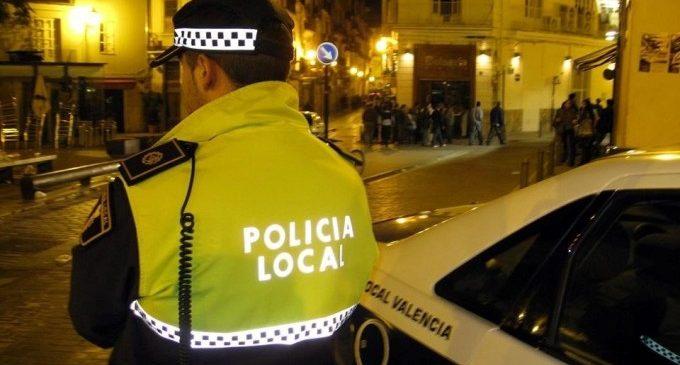 CSIF demana mampares separadores en els vehicles de Policia Local de València i més test
