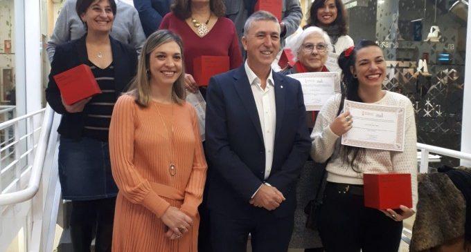 El Centre d'Artesania entrega els Premis Artesania Comunitat Valenciana 2019 en la seua sisena edició