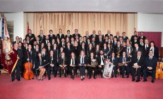 Concierto de Navidad de la Agrupación Musical Santa Cecilia en Sedaví