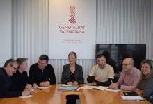 Bravo i sindicats signen per unanimitat implantar l'Oficina Judicial