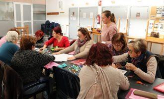 Rafelbunyol celebra l'última sessió de l'any del seu Taller de Memòria