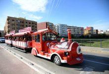 El Tren de Nadal ja recorre els carrers de Paiporta