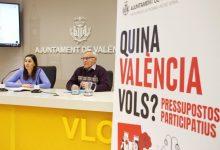 Más de 20.000 personas se han involucrado para decidir los 21 proyectos de Decidim València 2019