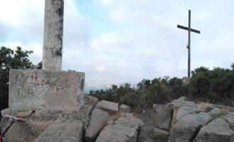 Un tesoro bajo la Cruz del Picayo de Puçol