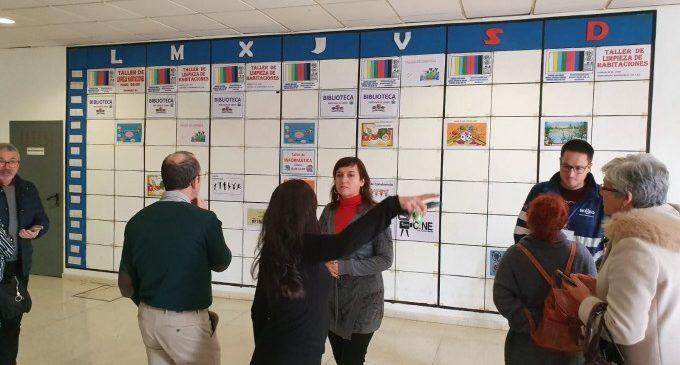 València estudia el model d'emergències socials i d'atenció a les persones sense llar de Sevilla