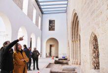 Continúa la  búsqueda de restos de las épocas Visigoda y Romana  en Sant Vicent de la Roqueta