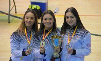Blanca Ruiz, campiona d'Espanya i amb plaça per a l'europeu