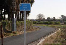 Pavasal asfalta el camí Ullals de Puçol per un total de 38.000 euros
