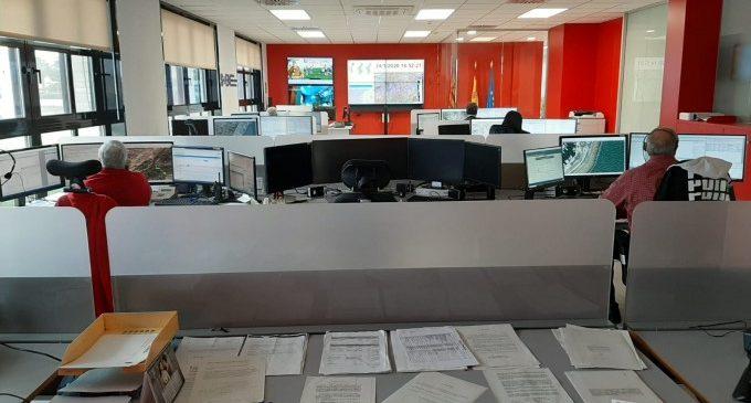 El telèfon 112 ha gestionat 6.690 incidents pel temporal