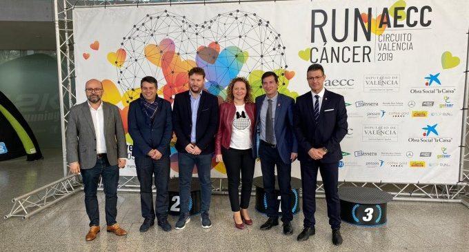 Burjassot volverá a estar presente en el Circuito RunCáncer 2020, su edición más ambiciosa