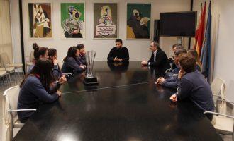 """Marzà: """"El gran nivel del judo valenciano se merecía un Centro Especializado de Alto Rendimiento (CEAR) y l'Alqueria del Judo"""""""