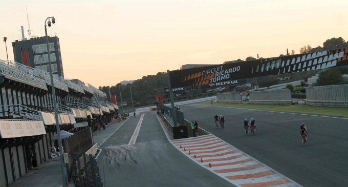 Més de 200 inscrits en el Duatló del Circuit Ricardo Tormo