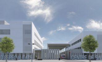 Més de 14 milions d'euros per a continuar amb la construcció del complex sanitari Campanar – Ernest Lluch
