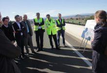 Arcadi España destaca la importància de la CV-35 per al desenvolupament del Camp de Túria i la vertebració de la província de València