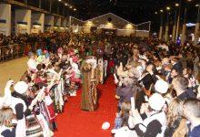 Los Reyes Magos visitan un año más la ciudad de Manises