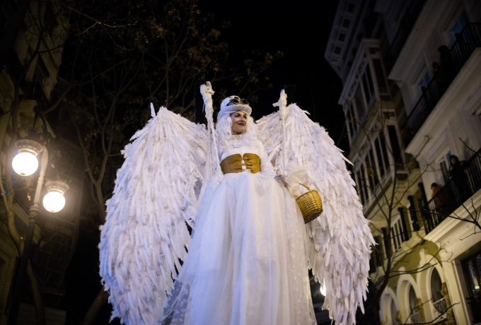 20200105 Cabalgata Reyes Magos Oriente Valencia 2020 Carles Desfilis-28