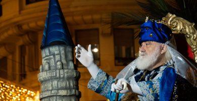 Los Reyes Magos llegan mañana a València