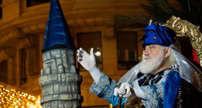 Els Reis d'Orient arriben demà a València
