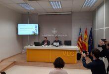 El Ayuntamiento de València hace un primer balance del temporal Gloria