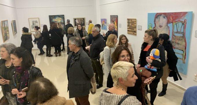 El MUMA acull una exposició en homenatge al pintor alzireny Teodoro Andreu