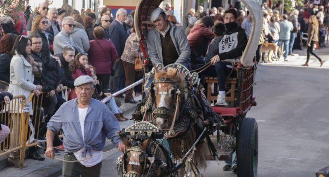 Alaquàs celebra Sant Antoni Abat
