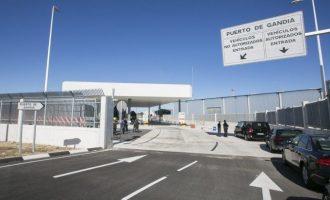 Entra en funcionament el nou accés sud al port de Gandia