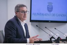 Gandia reduce los impuestos un 9% desde 2016 y no subirá el IBI en 2020