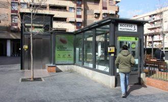 La tasa de ocupación de aparcamientos públicos de Mislata llegó al 85% en 2019