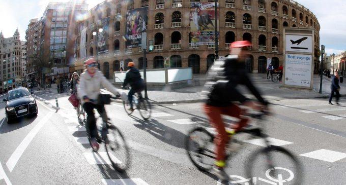 València, una oportunitat d'or per a la bicicleta