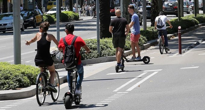 Les ajudes per a la compra de bicicletes i patinets ja es poden sol·licitar als comerços adherits